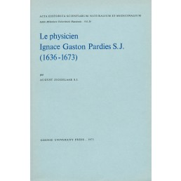 Le physicien Ignace Gaston Pardies, S. J. (1636-1673)