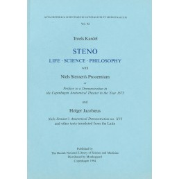 Troels Kardel: STENO. Life • Science • Philosophy