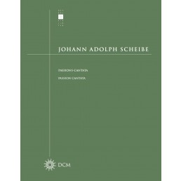 Johann Adolph Scheibe: Passions-Cantata