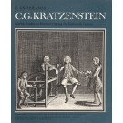 C.G. Kratzenstein, professor physices experimentalis Petropol. et Havn. and his studies on electricity during the eighteenth century.
